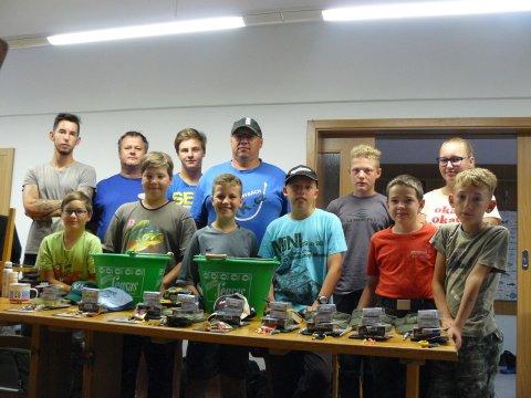 Postřehy mladých rybářů a rybářek z Třebíče z jejich návštěvy v Uherském Hradišti.