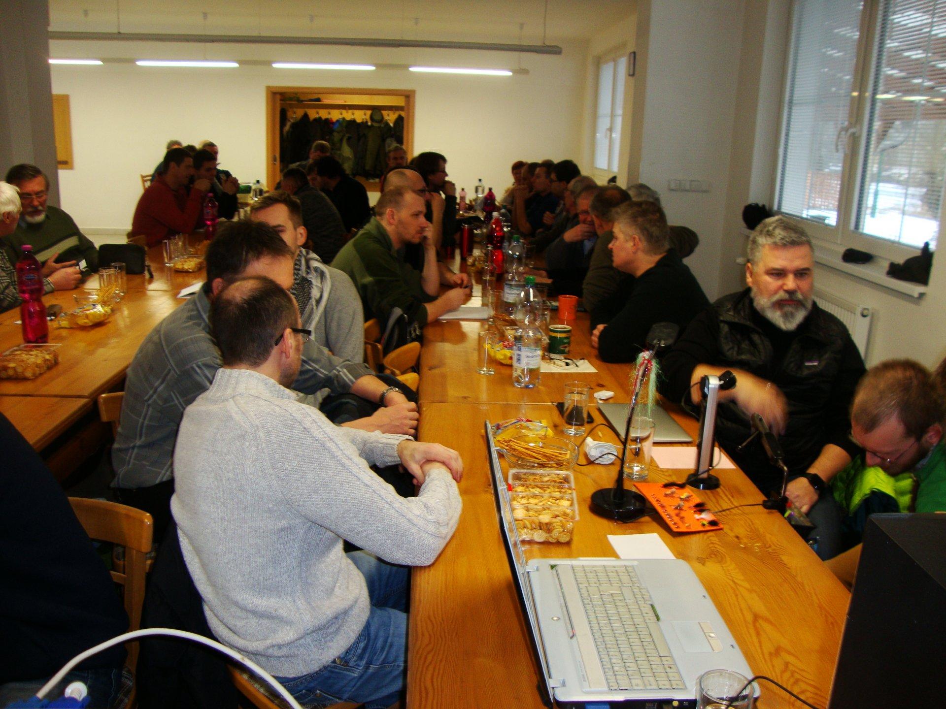 Pozvánka na VIII. ročník Pstruhovo - Muškařský seminář do Uherského Hradiště