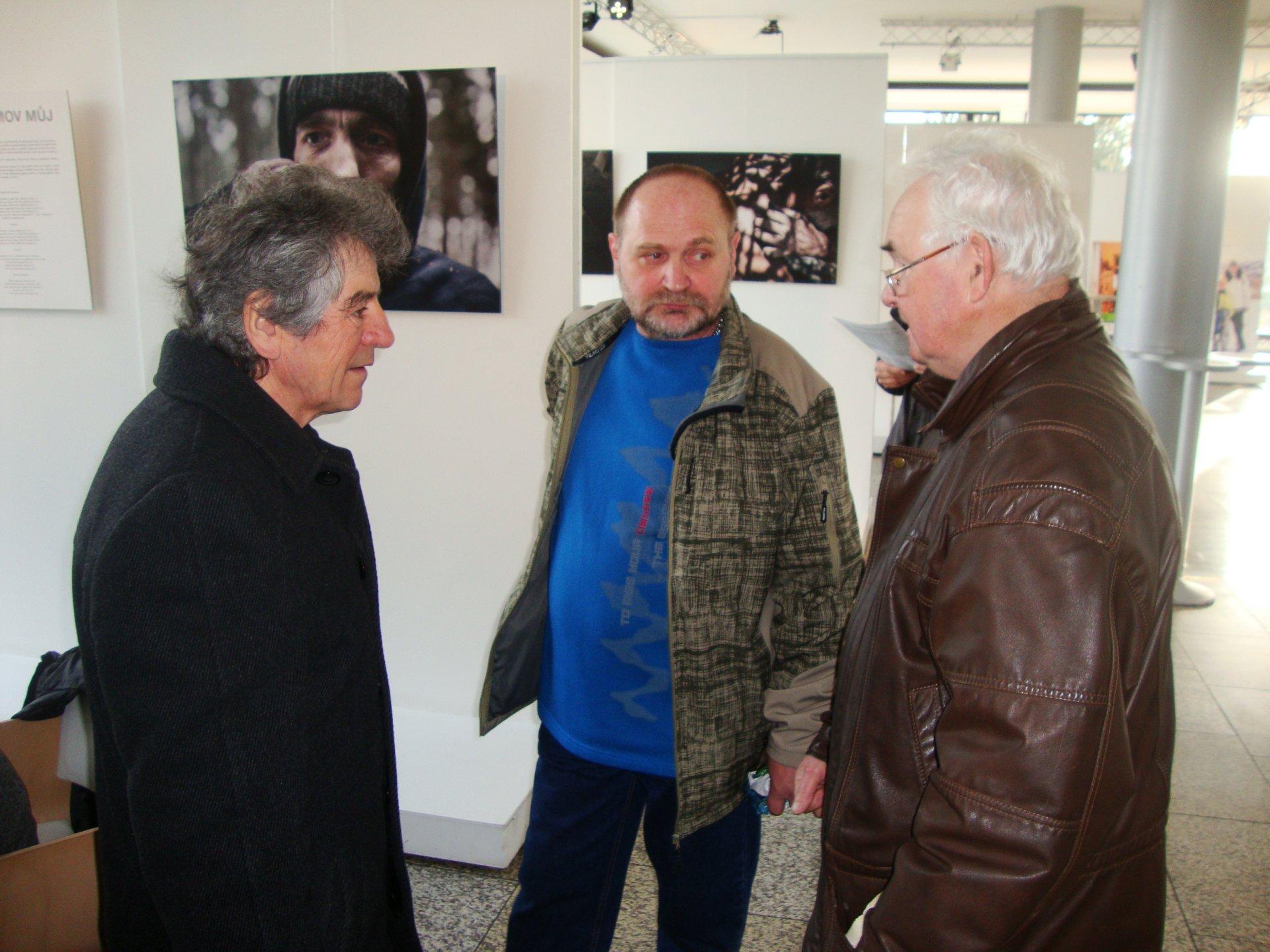 Foto z náhradní VČS konané dne 18.3.2018