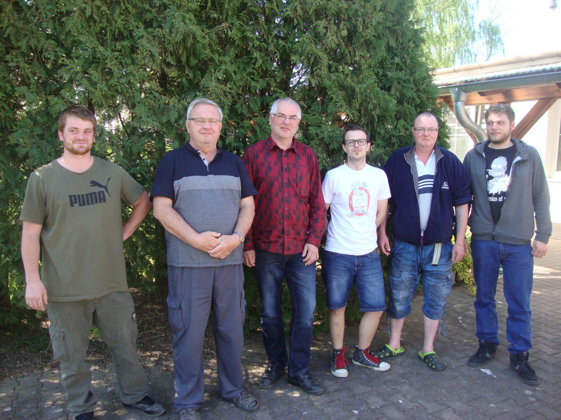 Zakončení Rybářského kurzu dospělých v našem spolku