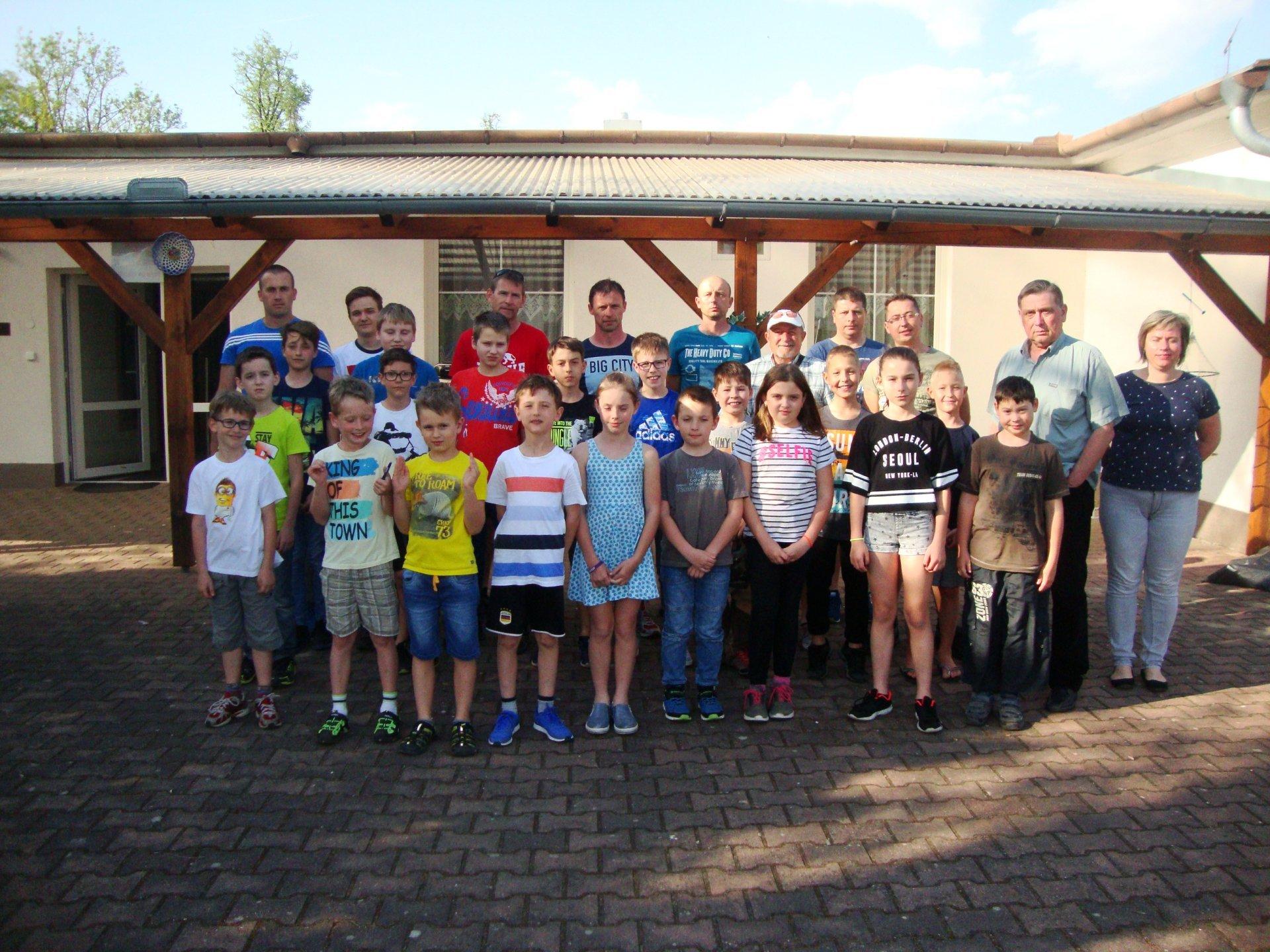 Rybářský kroužek mládeže v Uherském Hradišti
