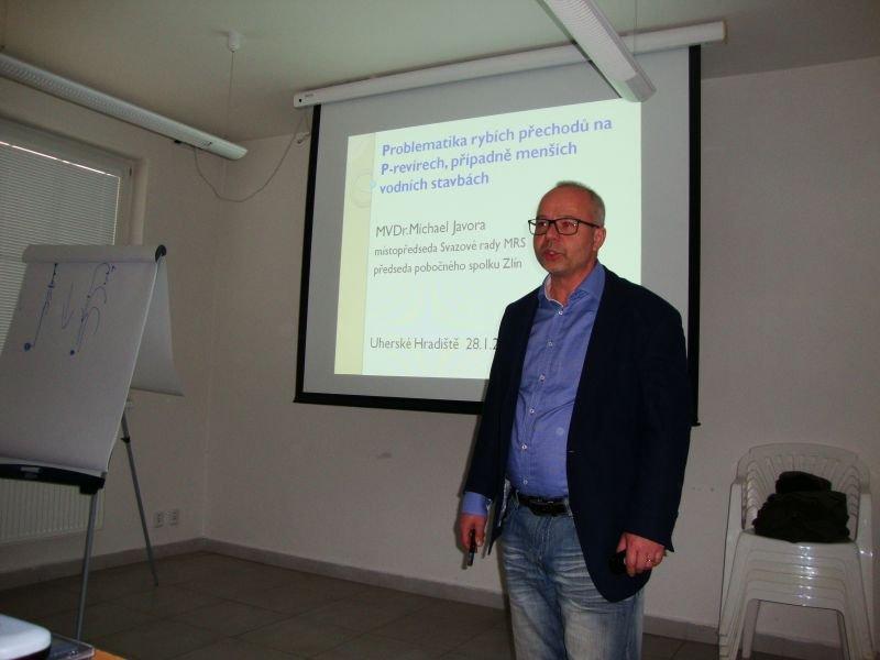 Na konci ledna 2017 proběhl VII. Pstruhovo - Muškařský seminář
