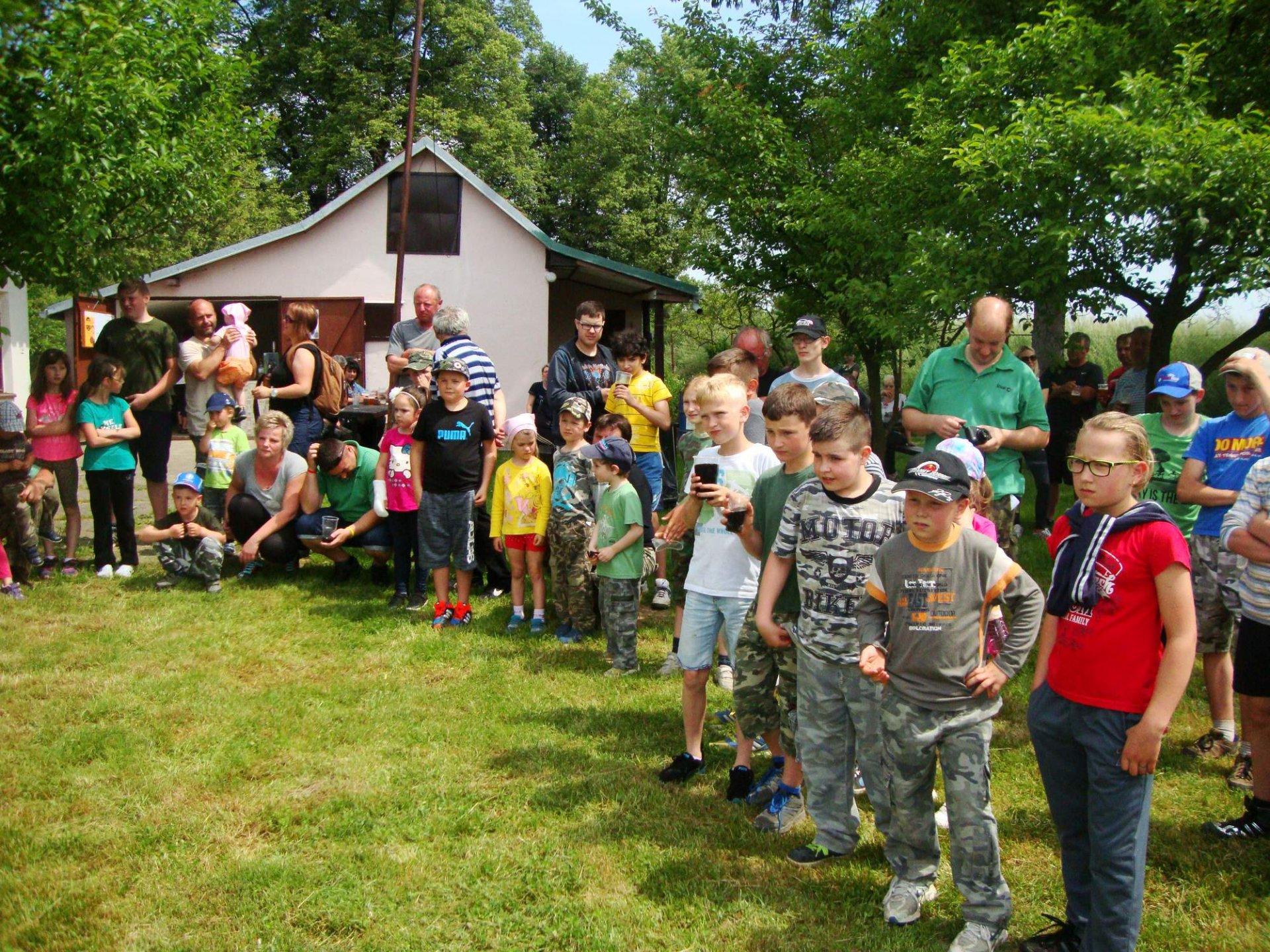 Pozvánka na dětské rybářské závody do Babic