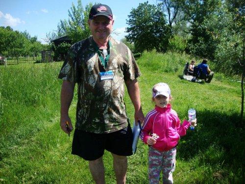 Dětské rybářské závody v Babicích, aneb vítězové jsou všichni